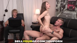 Sell Your GF – Teeny fucked for software HD Porn Video