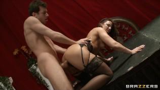 Sexy brunette play director Inari Vachs fucks her intern HD Porn Video