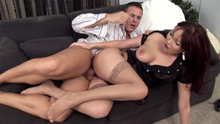 She likes his sword – DDF Productions
