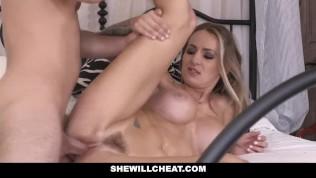SheWillCheat – Cheating Wife Fucks Employee