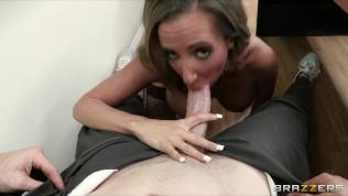 Slutty school teacher Richelle Ryan fucks the school janitor HD Porn Video