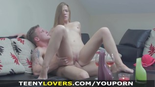 Teeny Lovers – Morning coffee and sex HD Porn Video