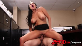 To take the stress off Missy Martinez fucks her employee Free Porn Video