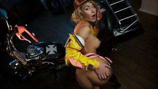 VRCosplayX.com Fuck Cindy Aurum In FINAL FANTASY XXX Parody HD Porn Video