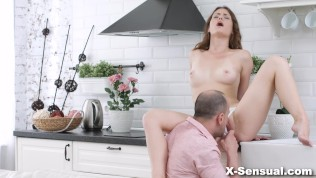 X-Sensual – Sofy Torn – Anal discoveries HD Porn Video