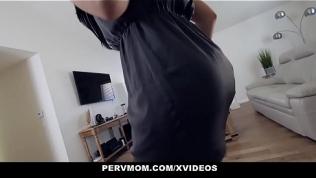 PervMom – Hot Latina Stepmom Fucks Stepson