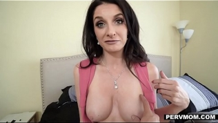 PervMom – Big Titty MILF Seduces Stepson