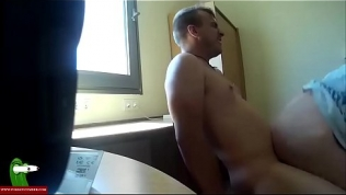 A fast fucked and a relaxing massage. SAN191