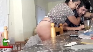 Masturbation of the young man on a chair ADR0394