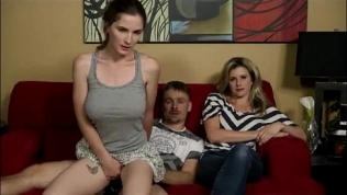 Molly Jane in fucking my Step-Dad infront of Mom Free Porn Video