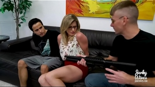 Step Son fucks his Step Mom with his Big Dick – Cory Chase Free Porn Video
