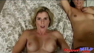 Wenona in He fucks his wife and her friend Free Porn Video
