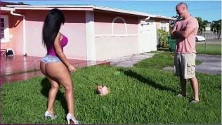 BANGBROS – Latina Rose Monroe's Big Ass Bouncing On Sean Lawless's Cock