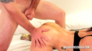 Alura Jenson Milf threesome fuck arrest with Brandie Mae Free Porn Video