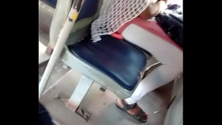 Desi sexy girl in bus with big ass and tits part 2 Free Porn Video