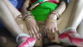 Lalita Singh  mast Saree Mehdi suhaagraat