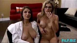 Playing doctor with mommy and sis – FREE Full Family Sex Videos at FiLF.BiZ Free Porn Video