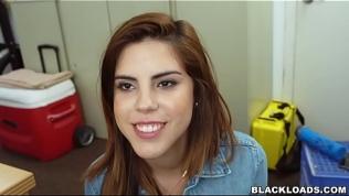 Casting a hot brunette!