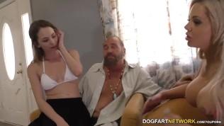 Mom, Put It In My Ass! – Nina Elle & Angel Smalls