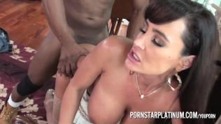 PornstarPlatinum – Lisa Ann needs big black cock Free Porn Video