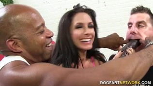 Randi Wright Gets Stretched By A BBC – Cuckold Sessions