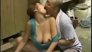 Asian Japanese rural MILF wife was harassed when she wash clothes – ReMilf.com