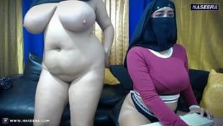 4 lesbian arabian muslim girls on webcam naseera