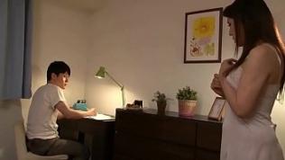 Japanese Stepmom Fucks Hard— naughtycams.co.ro