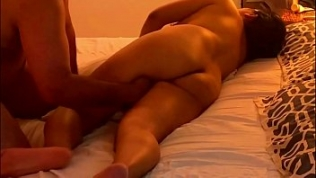 Indian wife with big tits and nice ass fucks neighbor hard in amateur homemade sex video (FULL)