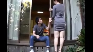 JAV – Sit sad and call you cave lover big tits to lick the vagina then fuck extremely happy/Chitose Saegusa