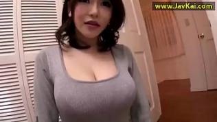 JAV Crazy Japanese girl Marie in Fabulous Couple, Blowjob JAV clip