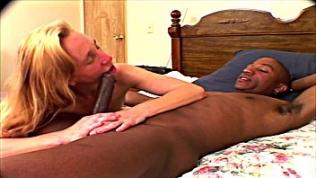 MILF Lindi Star white trash slut fucked by BBC # 2